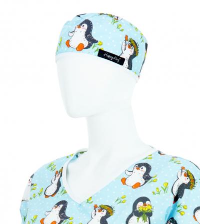 Bluza compleu - Pinguini bleu4