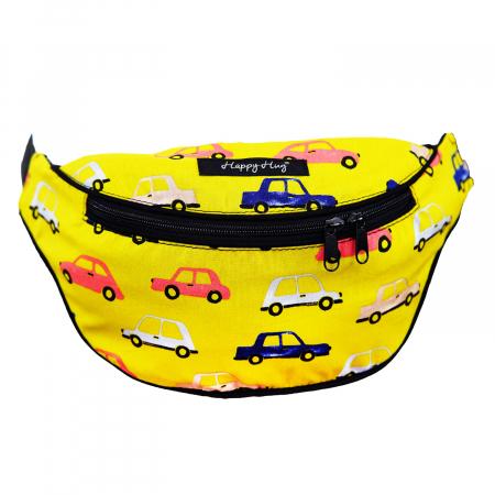 Borsetă  - Yellow Cars0