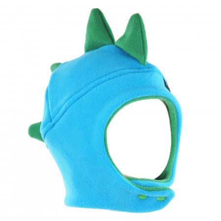 Caciula Dino - Turcoaz/Verde3