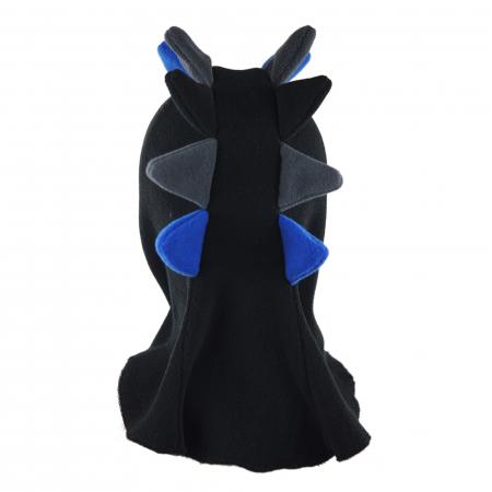 Cagulă Dino Negru/Albastru4