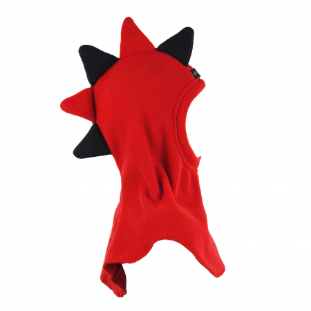 Cagulă Dino Roșu/Negru [3]