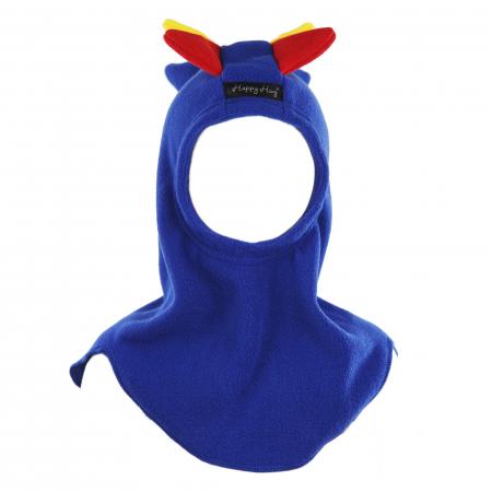 Cagulă Dino Tricolor Albastru2