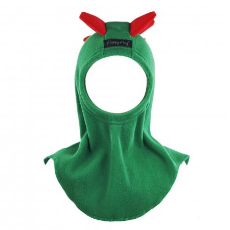 Cagulă Dino Verde/Roșu2