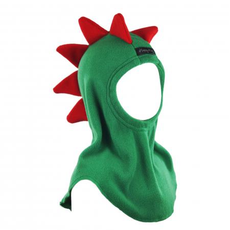 Cagulă Dino Verde/Roșu1