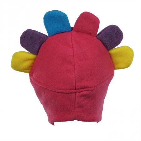 Căciulă Dino Roz Multicolor3