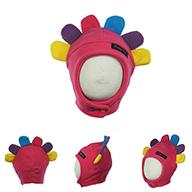 Căciulă Dino Roz Multicolor0