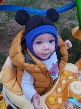 Căciulă Mickey5