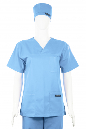 Costum Medical Unisex bleu0