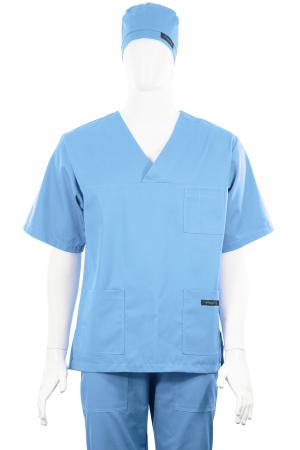 Costum Medical Unisex bleu4