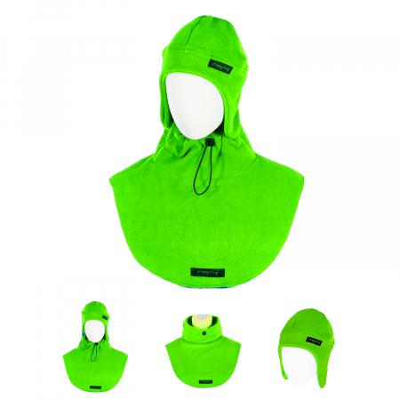 Guler & Căciulă Verde praz [0]