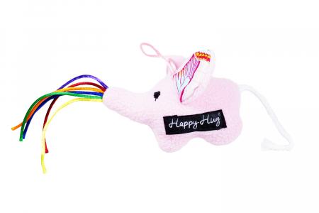 Jucărie - Elefant Roz1