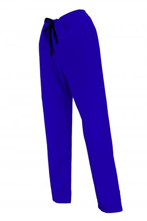 Pantalon cu Buzunare - Albastru 2XL1