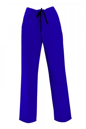 Pantalon cu Buzunare - Albastru 2XL0