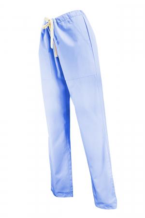 Pantalon cu Buzunare - Bleu 2XL1