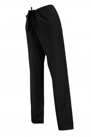 Pantalon cu Buzunare - Negru 2XL [1]