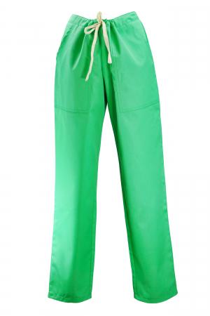 Pantalon cu Buzunare - Verde 2XL0