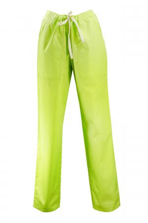 Pantalon cu Buzunare - Verde Praz 2XL [0]