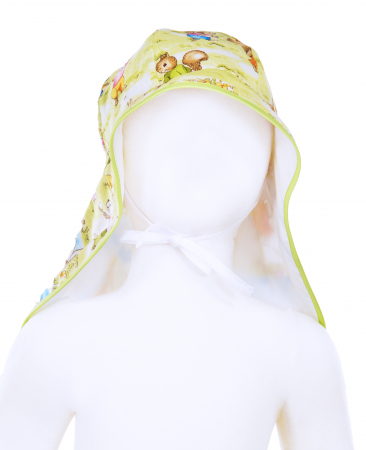 Pălărie de Soare - Iepurași la Joacă [2]