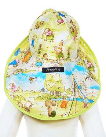 Pălărie de Soare - Iepurași la Joacă [6]