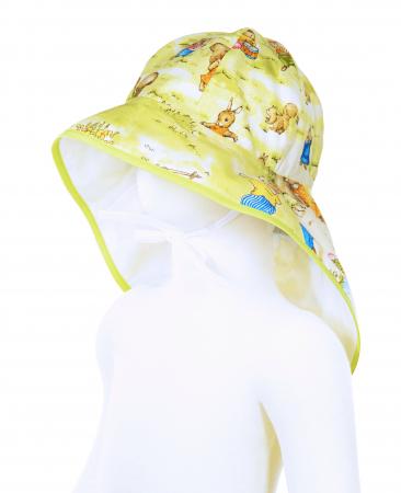 Pălărie de Soare - Iepurași la Joacă [0]