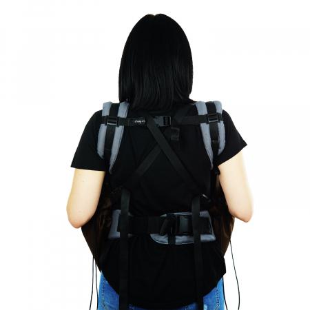 Protecție Iarnă cu Urechi - Maro12