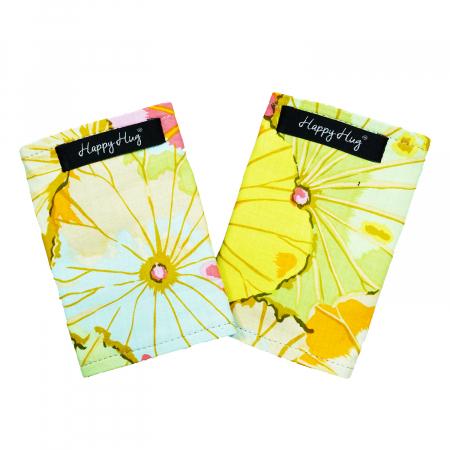 Protecții Bretele - Flori Galbene [0]