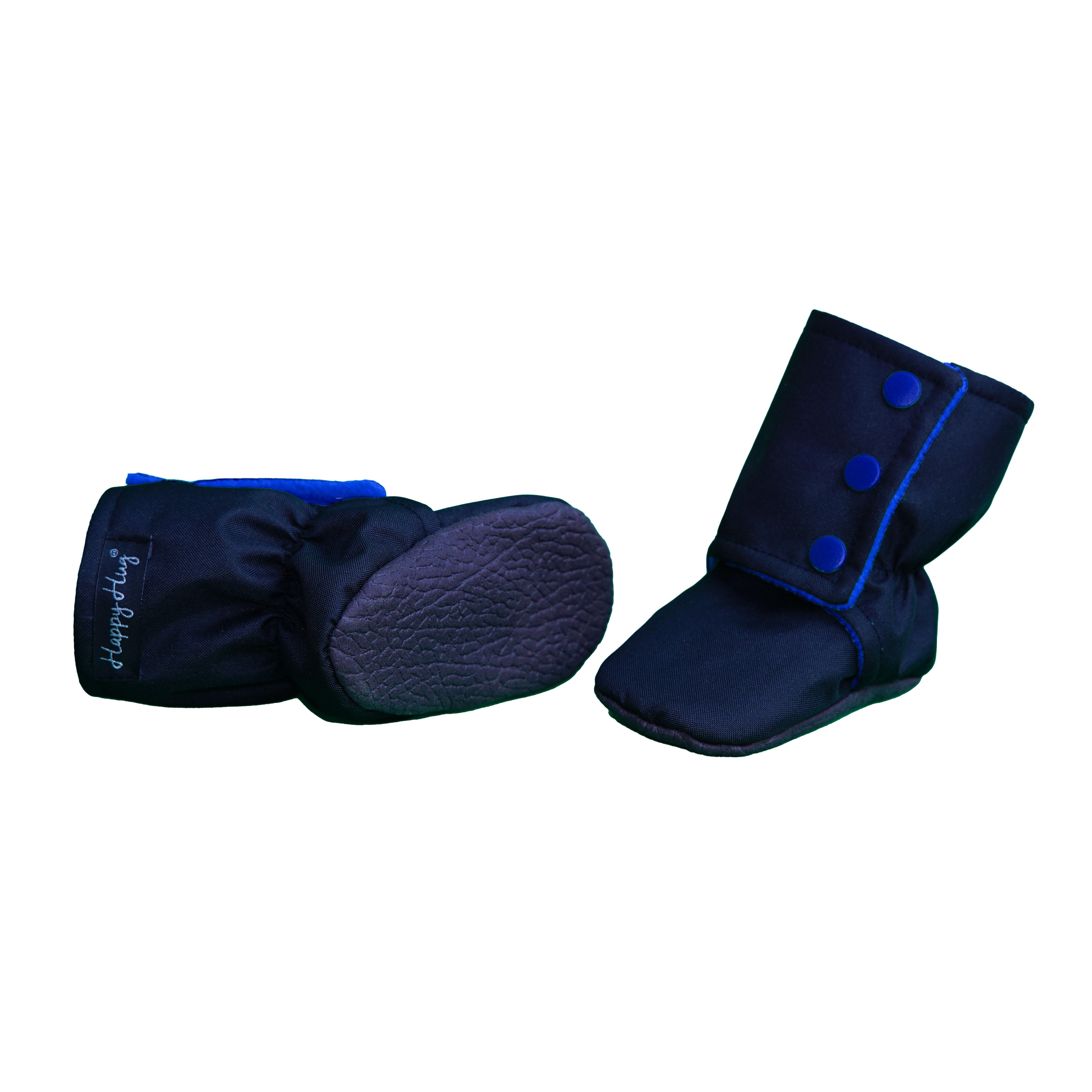 Botosei -  Negru/Albastru 1