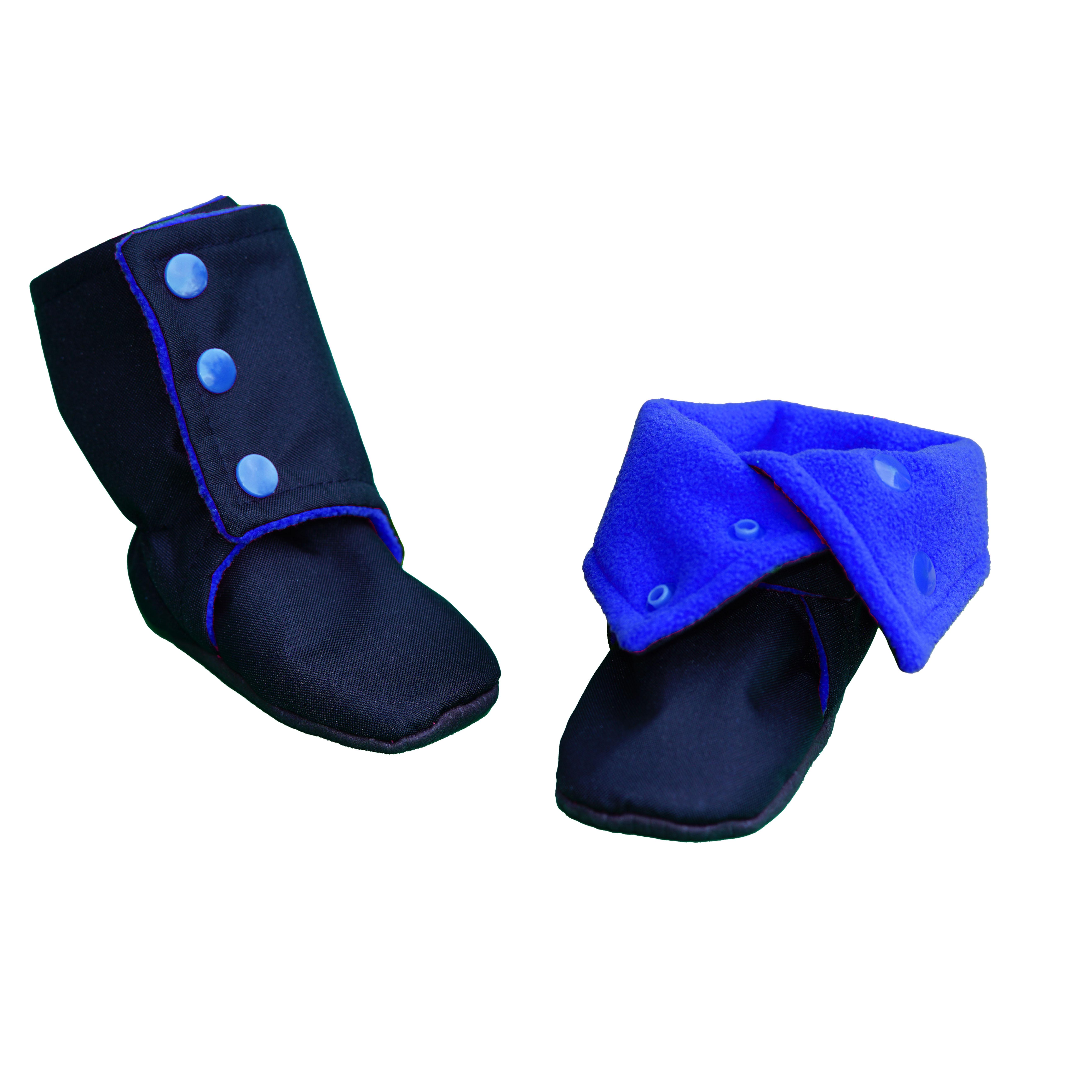 Botosei -  Negru/Albastru 4