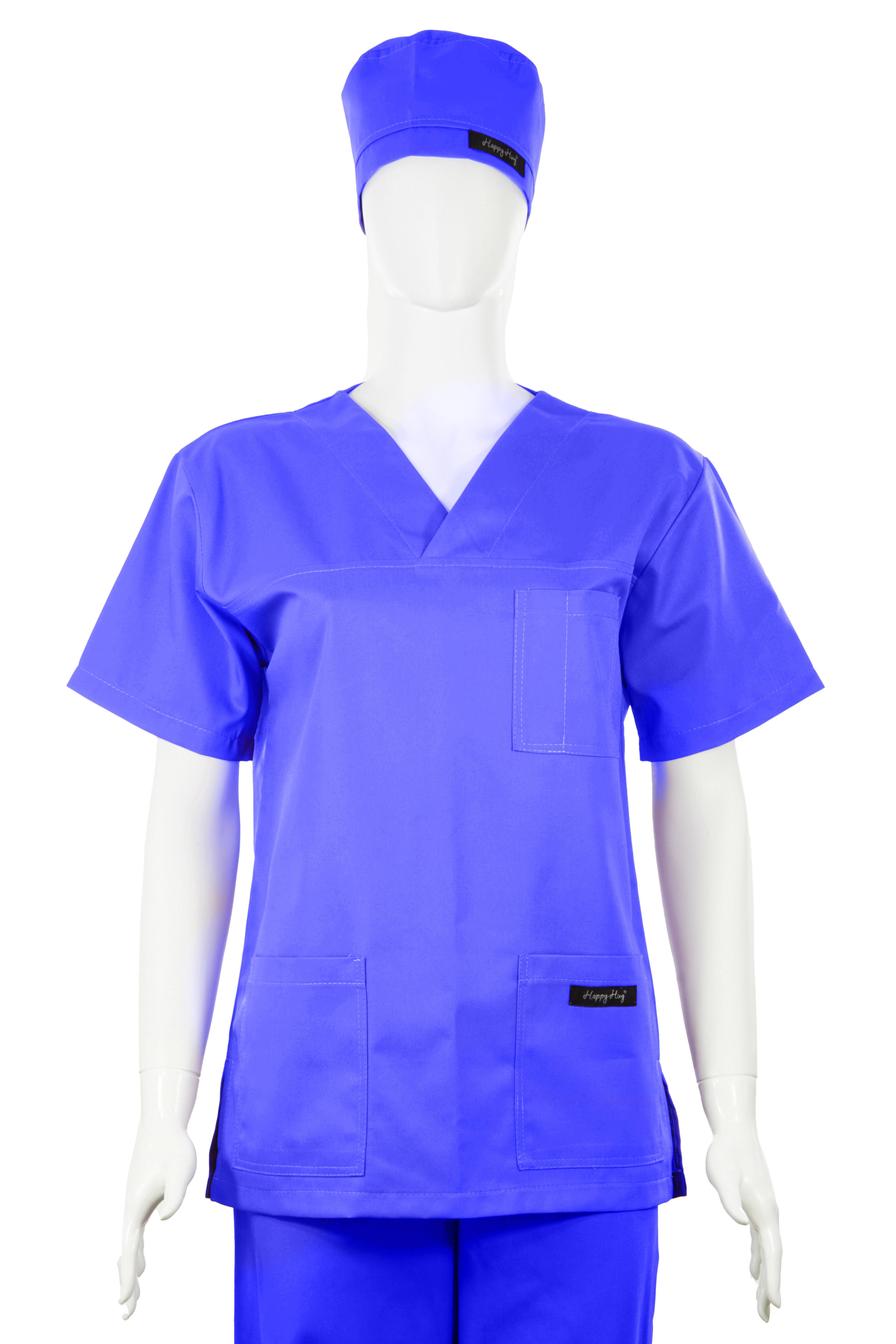 Costum Medical Unisex albastru 2XL 2XL 0
