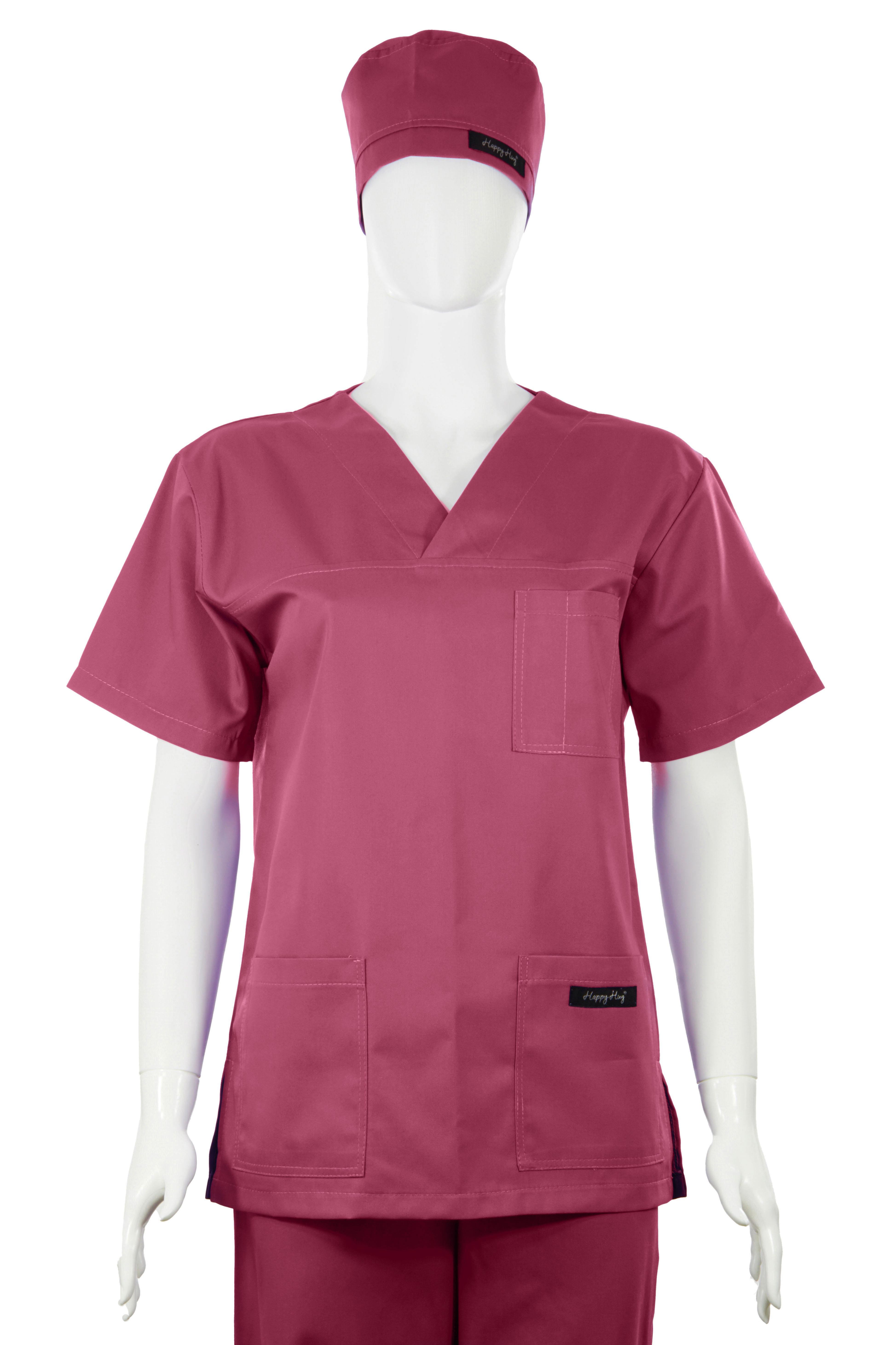 Costum Medical Unisex bordeaux 2XL 2XL [0]