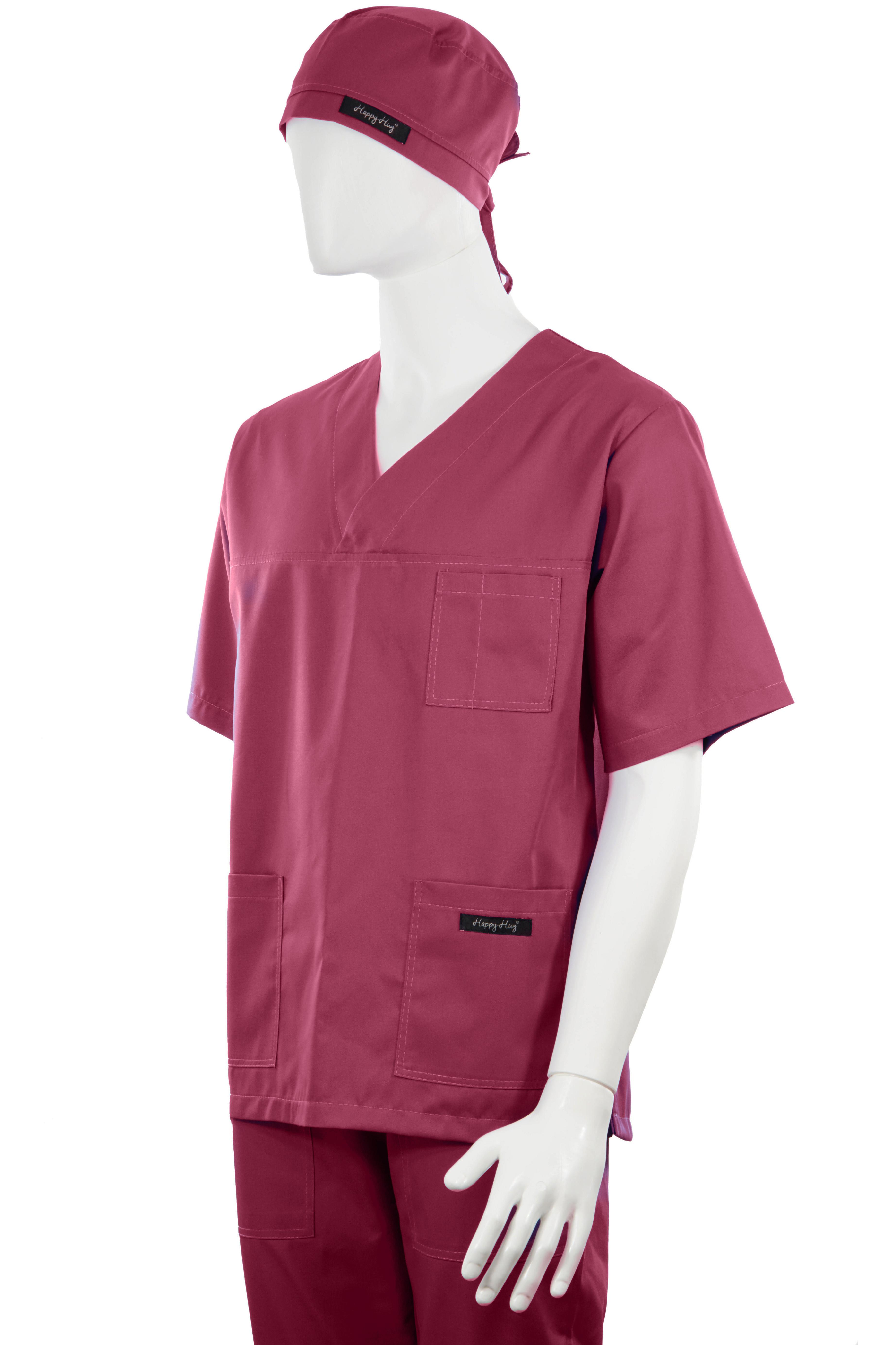 Costum Medical Unisex bordeaux 2XL 2XL [3]