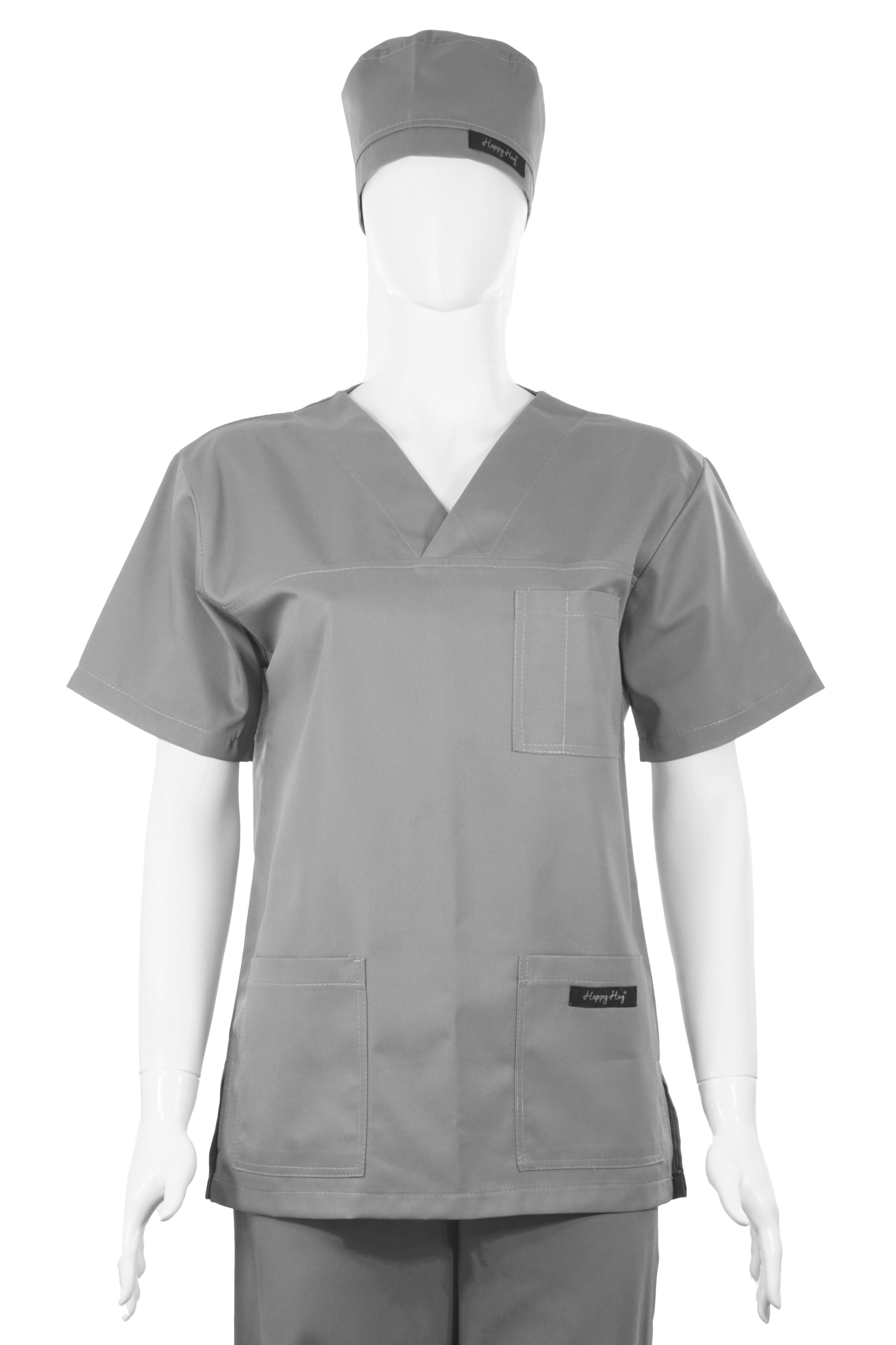 Costum Medical Unisex Gri 2XL 2XL [0]