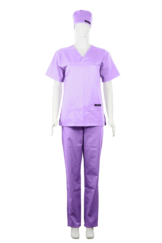 Costum Medical Unisex lila [1]
