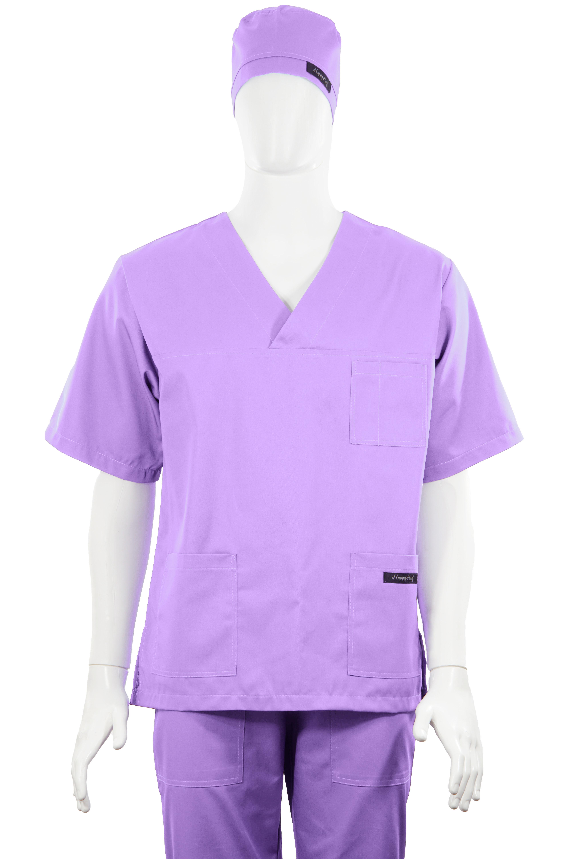 Costum Medical Unisex lila [4]