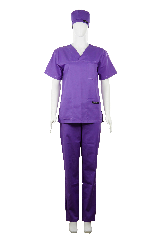 Costum Medical Unisex mov 2XL [1]