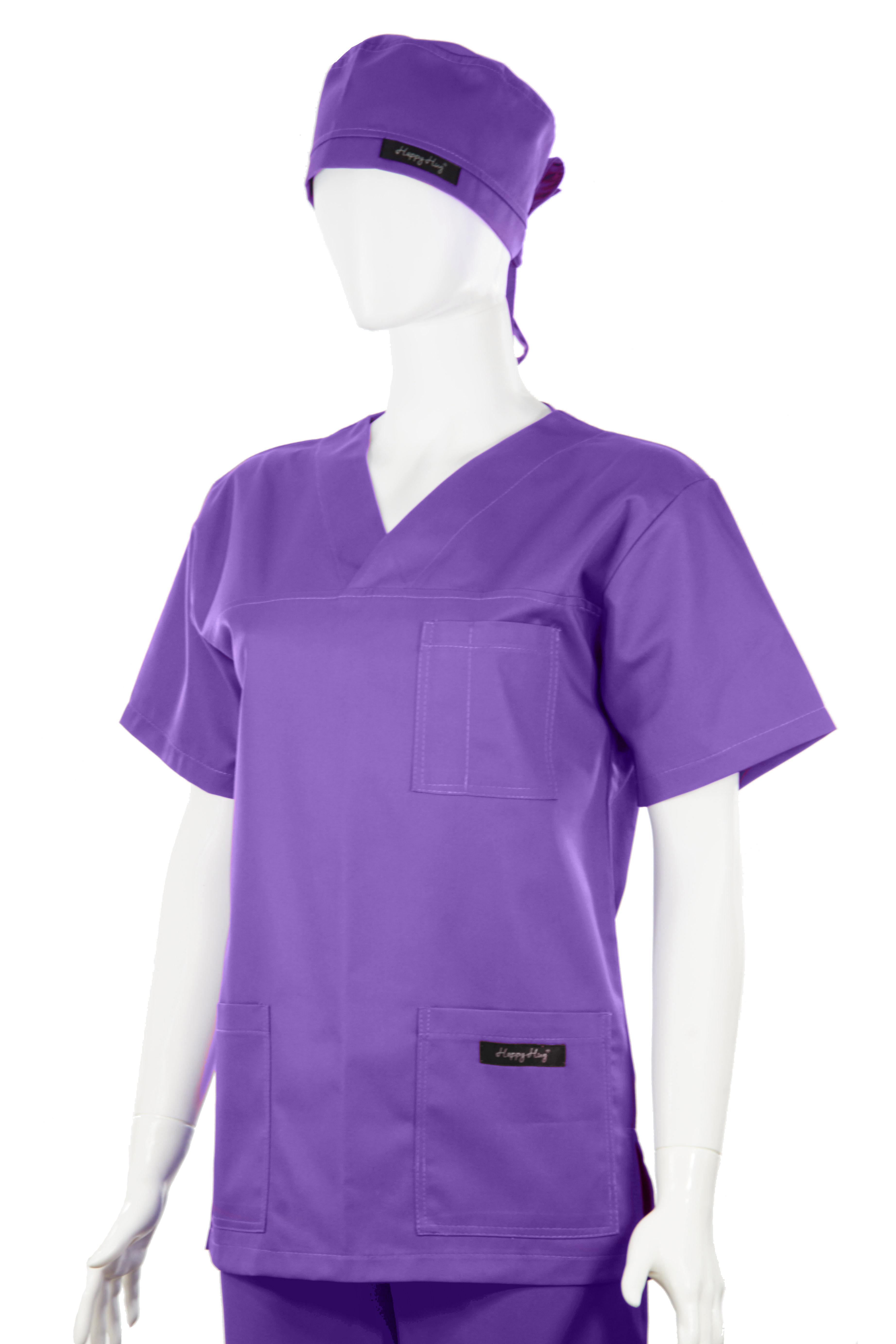 Costum Medical Unisex mov 2XL [2]