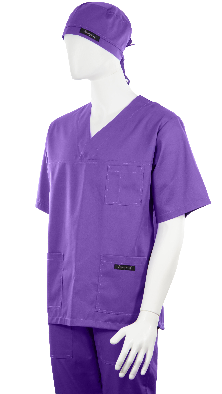 Costum Medical Unisex mov 2XL [3]