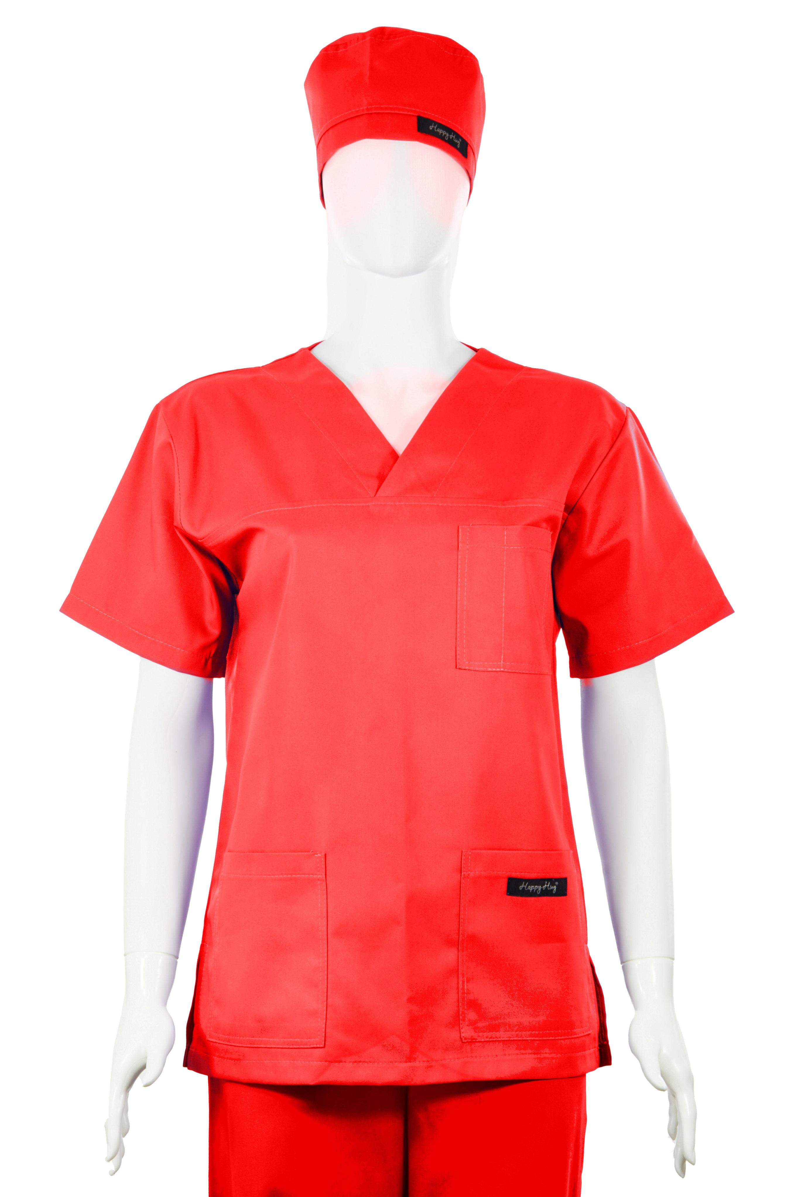 Costum Medical Unisex rosu 2XL 2XL 0