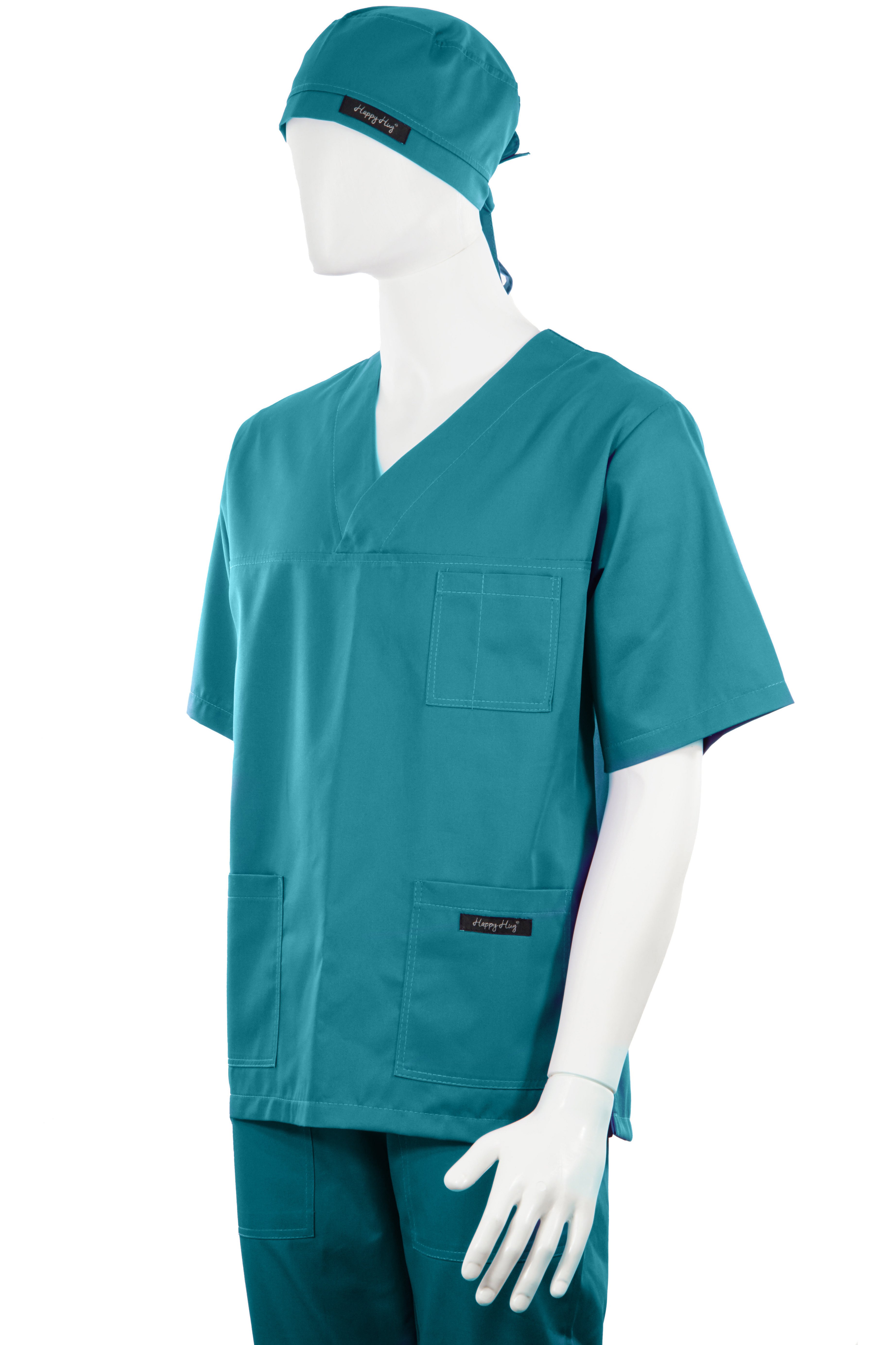 Costum Medical Unisex teal 2XL 2XL 3