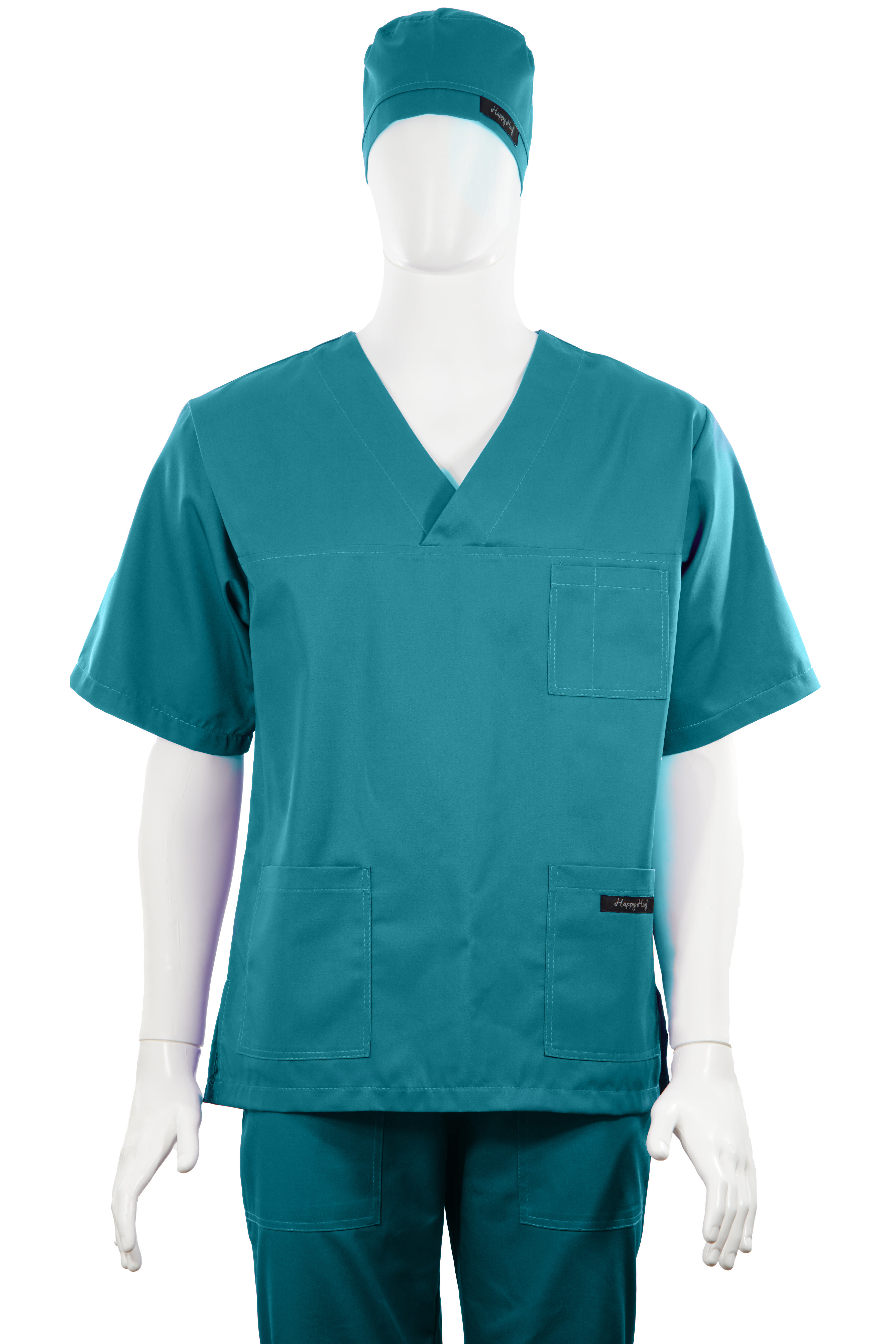 Costum Medical Unisex teal 2XL 2XL 4