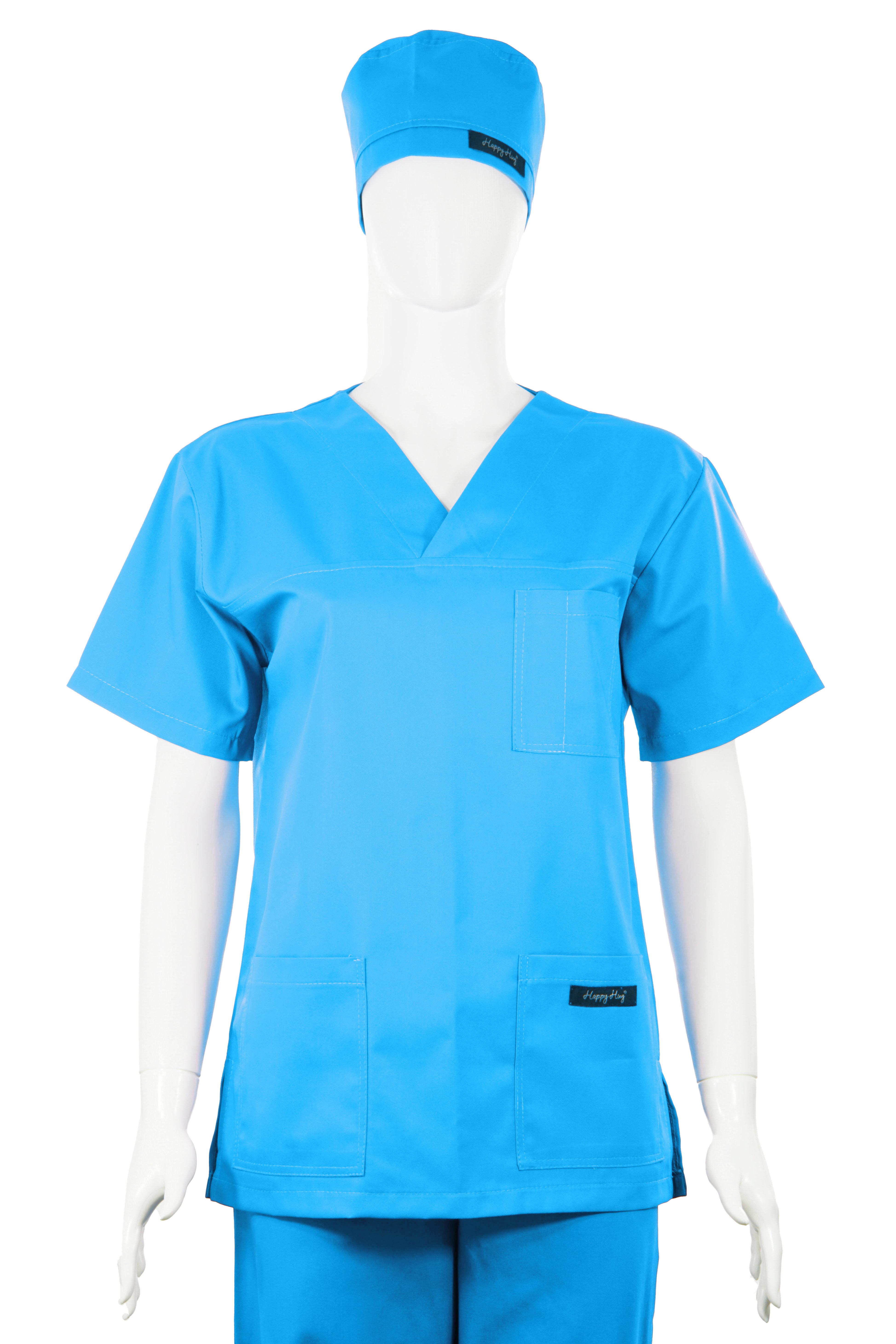Costum Medical Unisex turcoaz 0