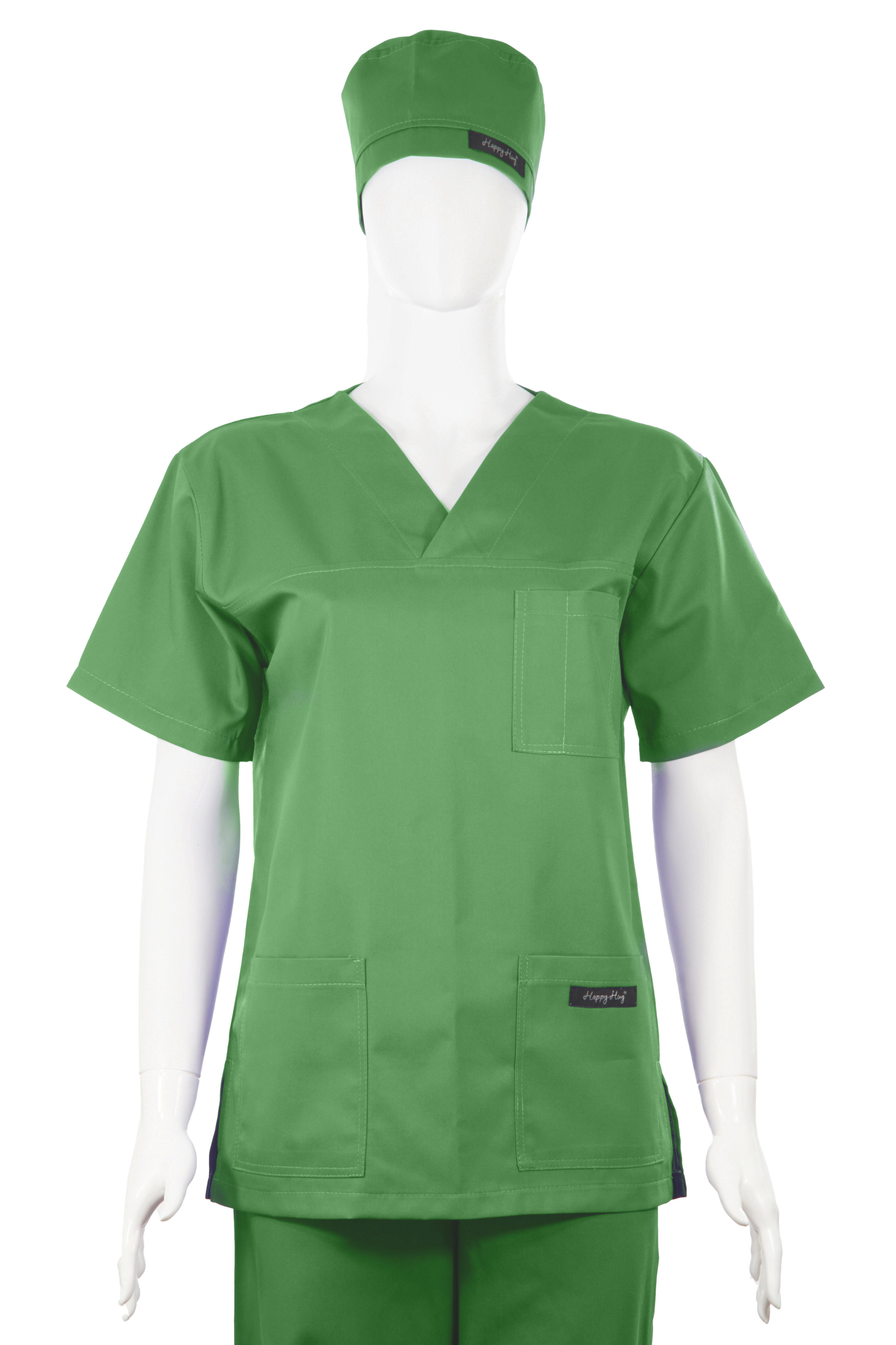 Costum Medical Unisex verde 0