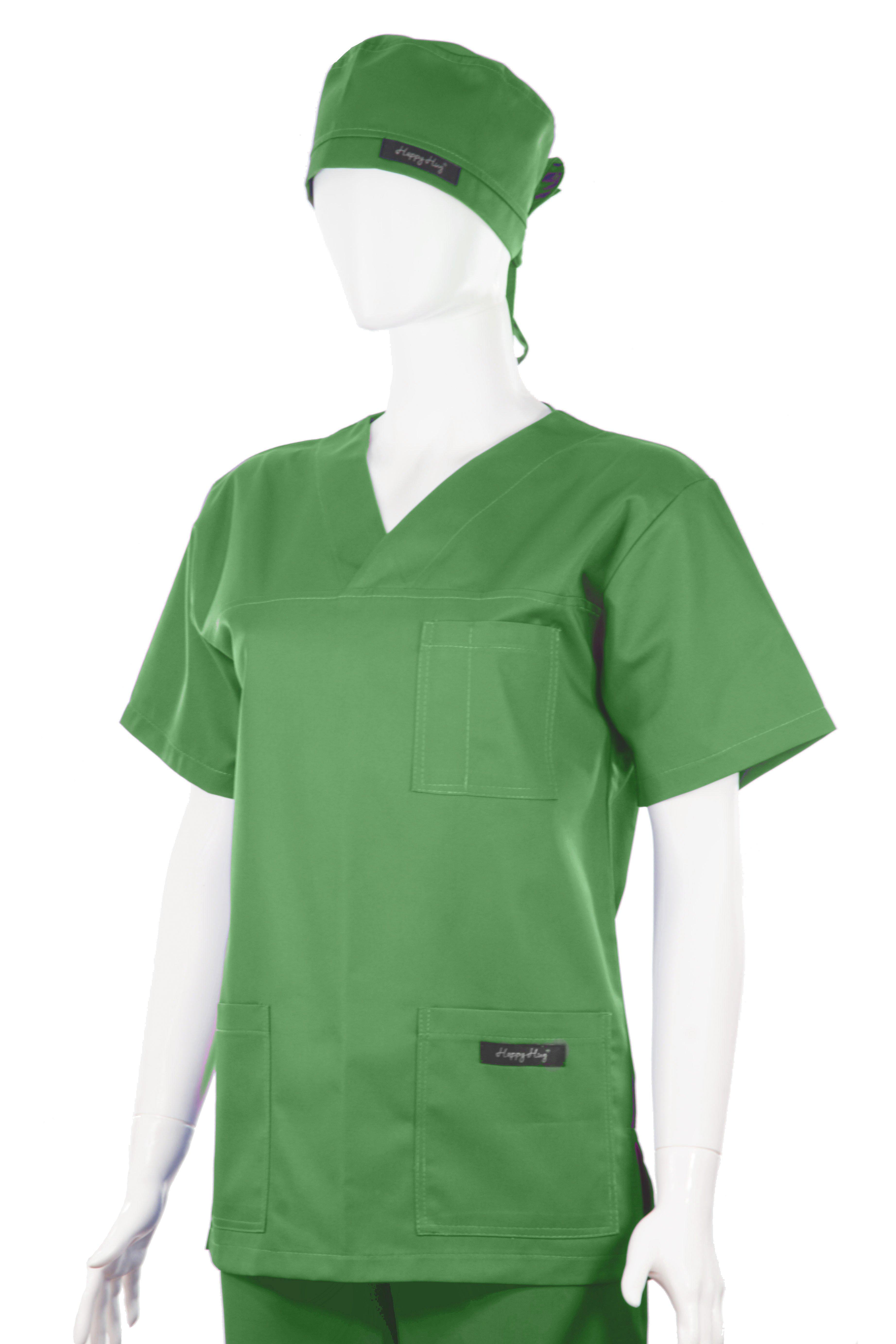 Costum Medical Unisex verde [2]