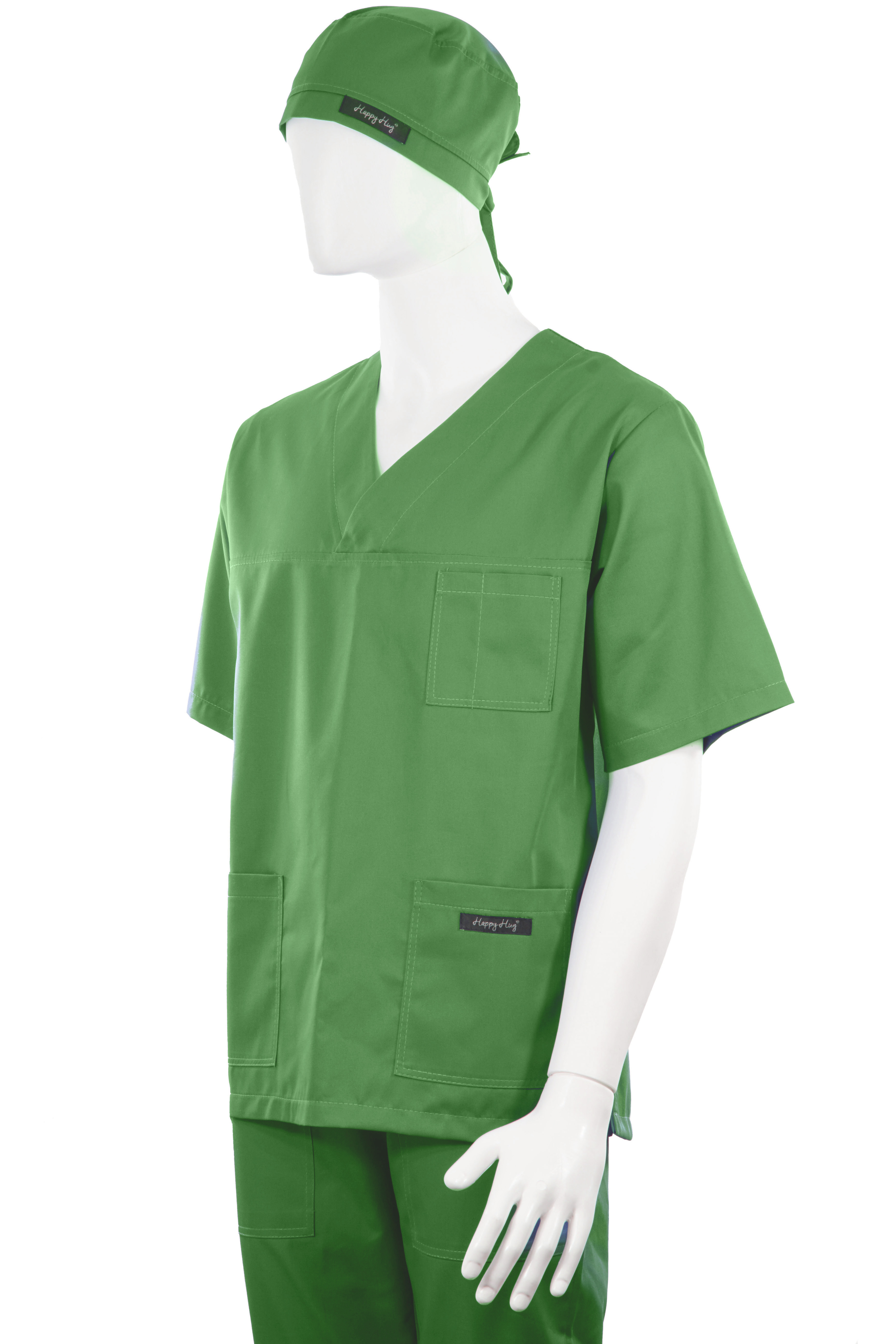 Costum Medical Unisex verde [3]