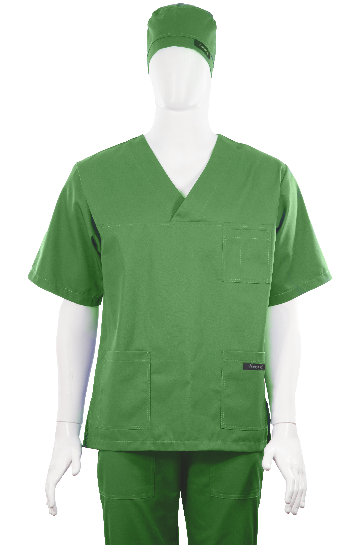 Costum Medical Unisex verde 4