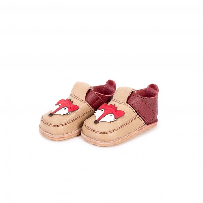 Pantofi Barefoot Vulpită 0