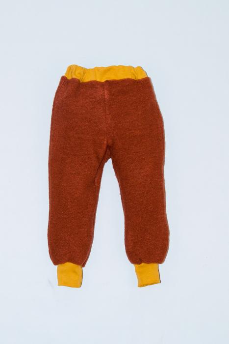 Pantalon Lână - Bear Brown [0]
