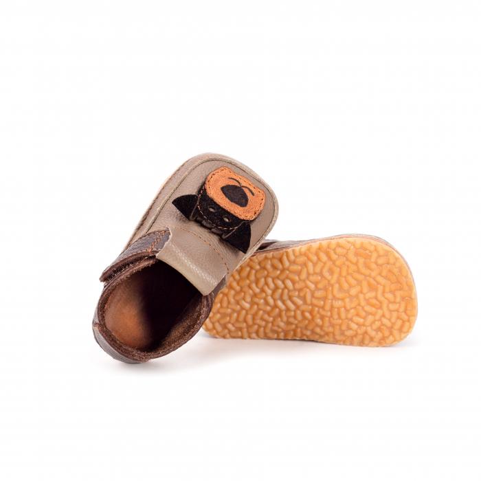 Pantofi Barefoot Cățel [1]