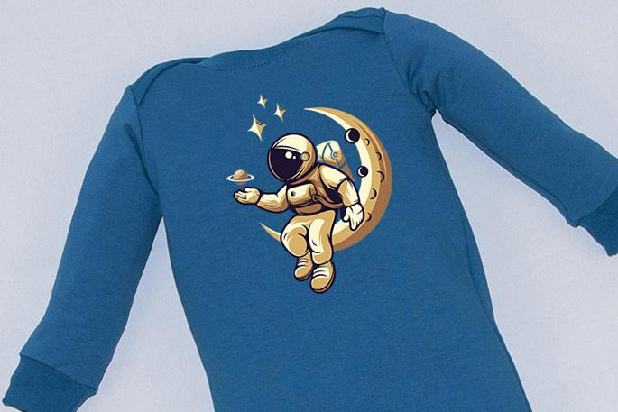 Salopeta Overall Astronaut 2