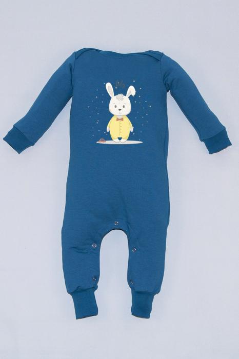 Salopeta Overall Baby Iepuras 0